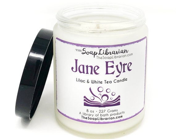 Jane Eyre Candle