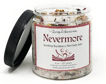 Nevermore Bath Salts