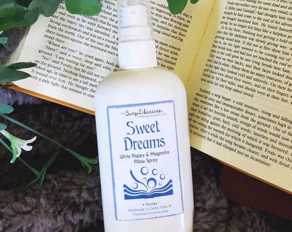 Sweet Dreams Pillow Spray