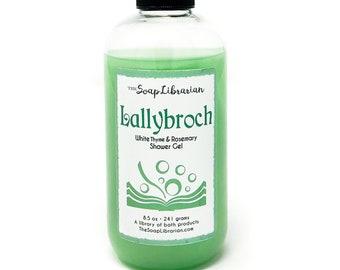 Lallybroch Shower Gel