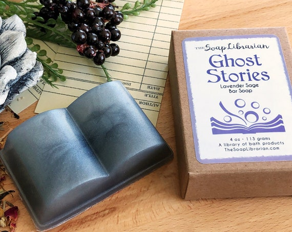 Ghost Stories Bar Soap