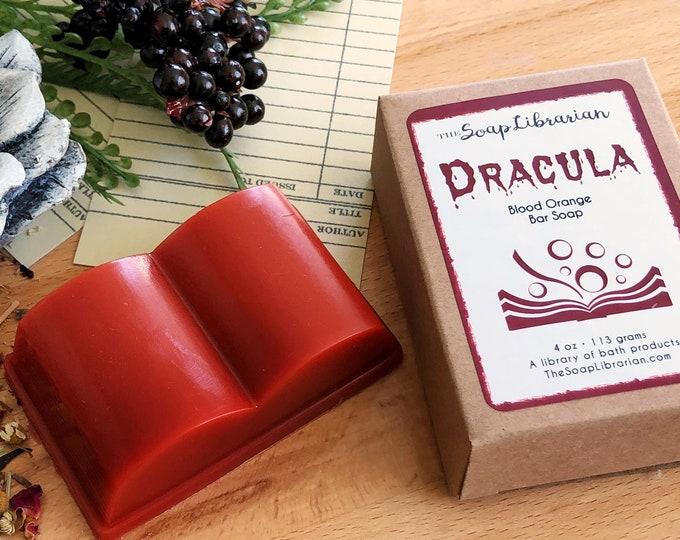 Dracula Bar Soap