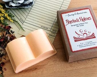Sherlock Holmes Bar Soap