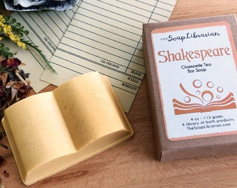 Shakespeare Bar Soap