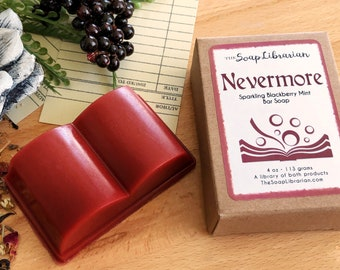 Nevermore Bar Soap