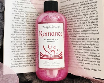 Romance Shower Gel