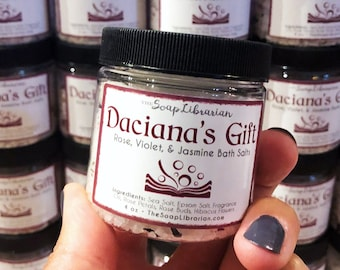 Daciana's Gift Bath Salts