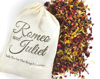 Romeo and Juliet Bath Tea
