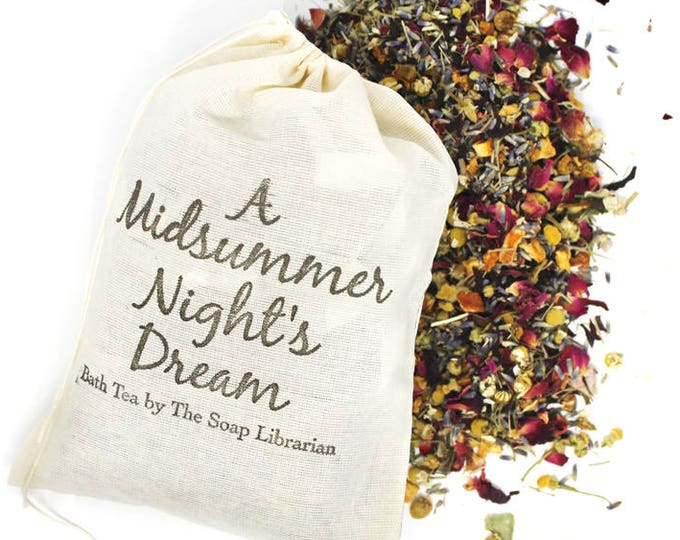 A Midsummer Night's Dream Bath Tea