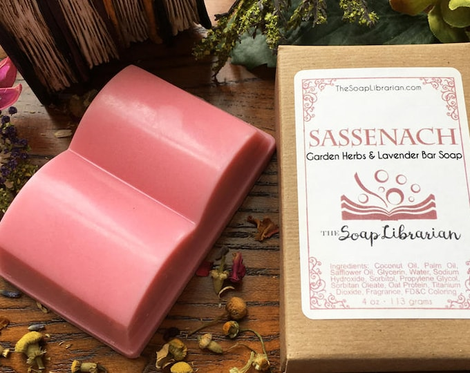 Sassenach Bar Soap