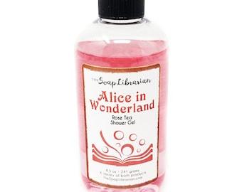 Alice in Wonderland Shower Gel