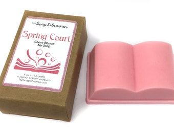 Spring Court Bar Soap