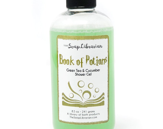 Book of Potions Shower Gel