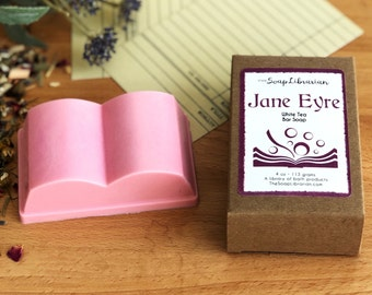 Jane Eyre Bar Soap