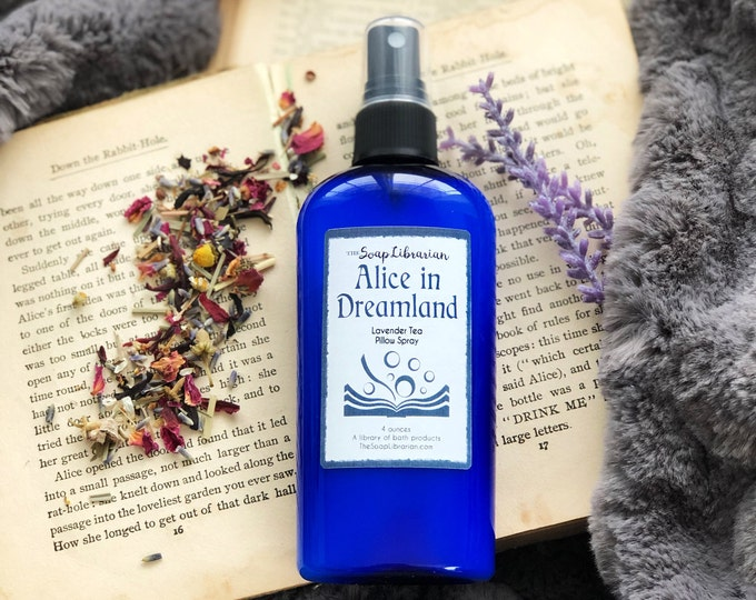 Featured listing image: Alice In Dreamland Pillow Spray