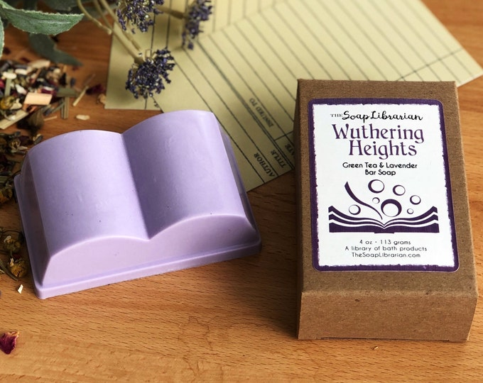 Wuthering Heights Bar Soap