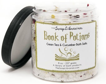 Book of Potions Bath Salts