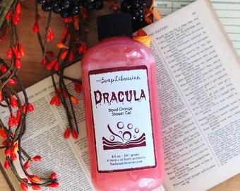 Dracula Shower Gel