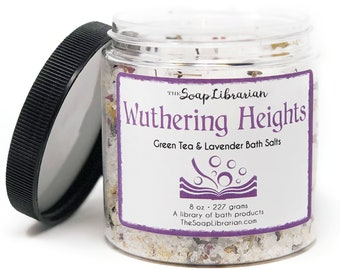 16 Ounce Wuthering Heights Bath Salts