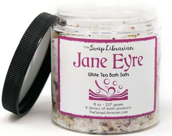 16 Ounce Jane Eyre Bath Salts