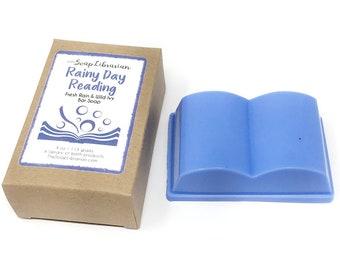 Rainy Day Reading Bar Soap