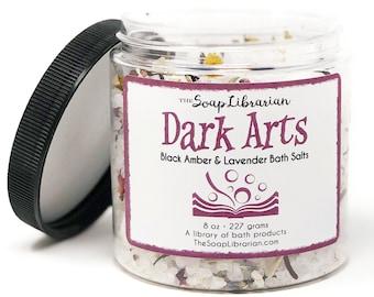 16 Ounce Dark Arts Bath Salts