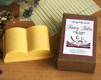 Fairy Tales Bar Soap