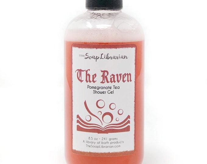 The Raven Shower Gel