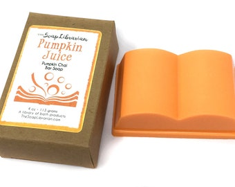 Pumpkin Juice Bar Soap