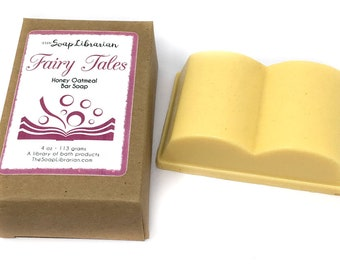 Fairy Tales Bar Soap