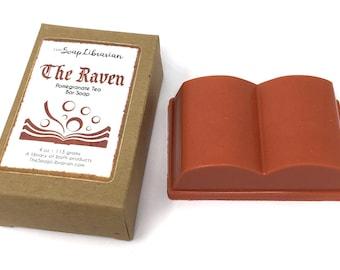 The Raven Bar Soap