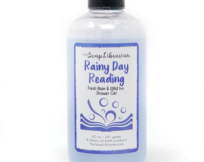 Rainy Day Reading Shower Gel