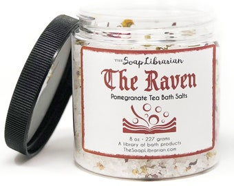The Raven Bath Salts