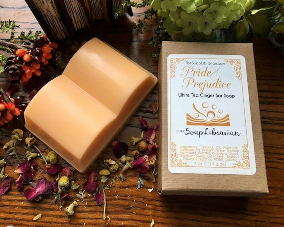 Pride and Prejudice Bar Soap