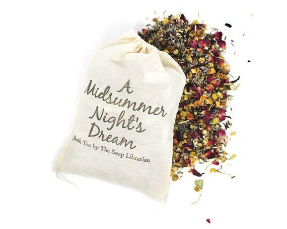 A Midsummer Night's Dream Bath Tea