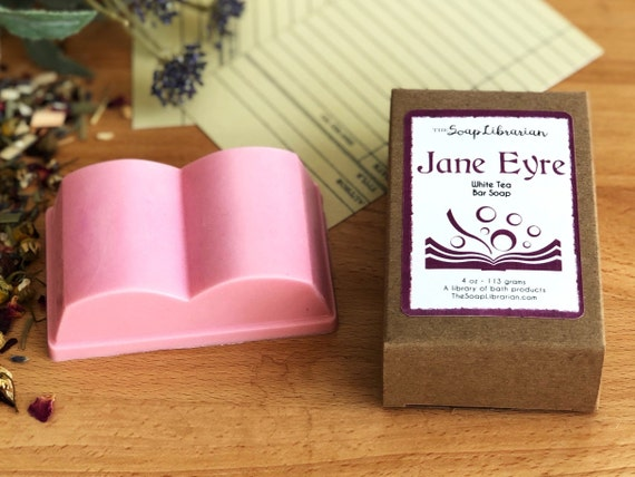 Jane Eyre Bar Soap
