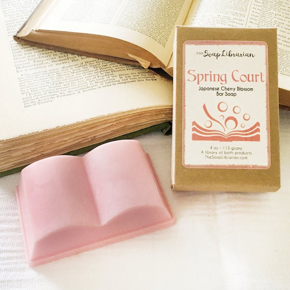 Spring Court Bar Soap