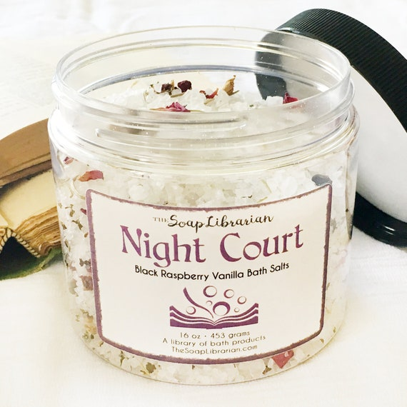 Night Court Bath Salts