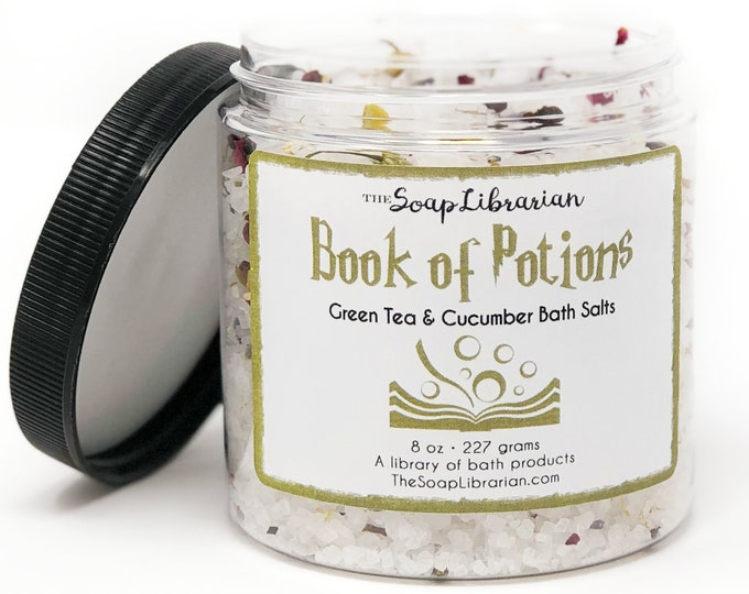 Book of Potions Bath Salts