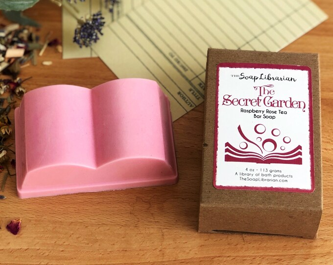 The Secret Garden Bar Soap