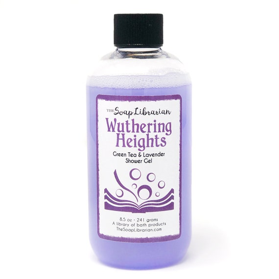 Wuthering Heights Shower Gel