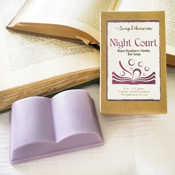 Night Court Bar Soap