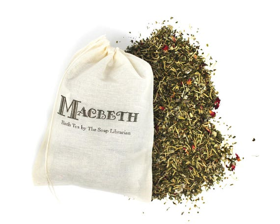 Macbeth Bath Tea