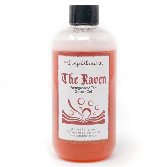 The Raven Shower Gel