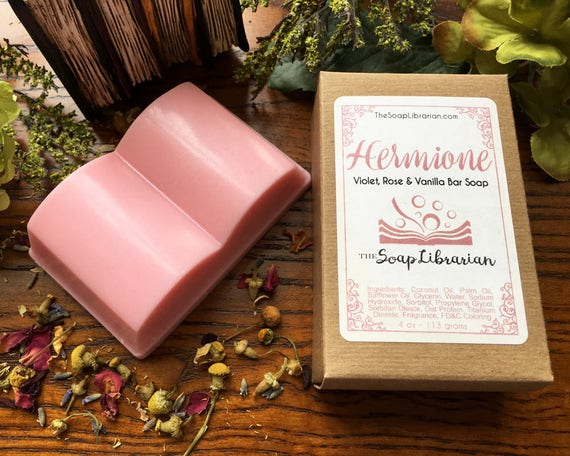 Hermione Bar Soap
