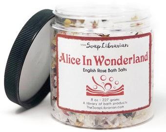Alice in Wonderland Bath Salts