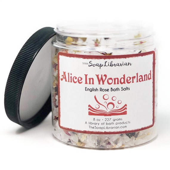 Alice in Wonderland Bath Salts