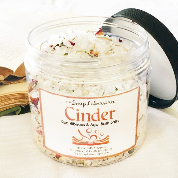 Cinder Bath Salts