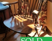 Admirable Items Similar To Sold Out Vintage Duxbury Windsor Cherry Pabps2019 Chair Design Images Pabps2019Com