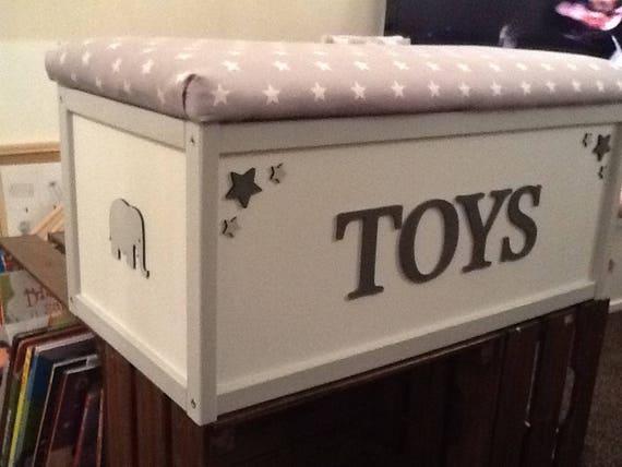 Toy Storage Box. New Baby. Nursery Furniture. Neutral Nursery | Etsy